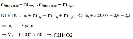 Bài tập định luật bảo toàn khối lượng - bài 5