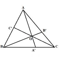 Định lý Ceva