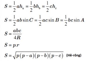 Hệ quả định lý hàm số cos 3