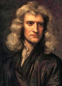 Nhà thiên tài Isaac Newton