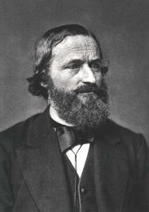 Nhà vật lý học Gustav Robert Kirchhoff