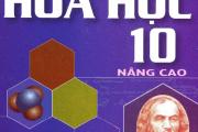 Sách giáo khoa SGK hóa 10 cơ bản và nâng cao